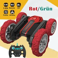 RC Stunt Auto Rennauto Ferngesteuerter Offroad Car Truck 360Spin Kinderspielzeug