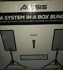 Alesis PA System Bundle RRP£285.,