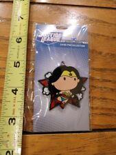 DC Chibi Pin Collection: WONDER WOMAN Collectible Enamel Pin from PopFun