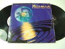 """Molella – Originale Radicale Musicale -Disco LP DOPPIO 12"""" Vinile  ITALIA 1995"""