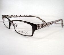 ca0dceb2ee Nicole Miller Outrageous Black WOMEN Metal Plastic Eyewear Frames 51-17-135