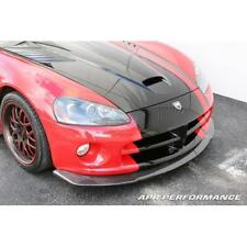 APR Performance Carbon Fiber Front Air Dam / Spoiler Lip Viper SRT10 03-10 New