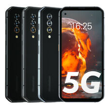 5G Smartphone Blackview BL6000 PRO 8GB+256GB 5280mAh Handy NFC Drahtlose Ladung
