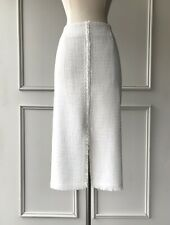 | COUNTRY ROAD | basket weave pencil skirt white| NEW | $199 | SIZE: 12,16 |