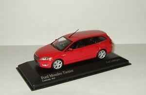 1:43 Minichamps Ford Mondeo 4 Estate Wagon Break 2008 400086010 RARE