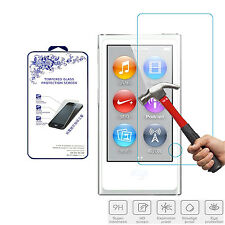 For Apple iPod Nano 7 Premium Tempered Glass Screen Protector Film 0.3mm 2.5D