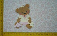 Kartenschmuck   Sticker  Teddy  Baby Geburt 12