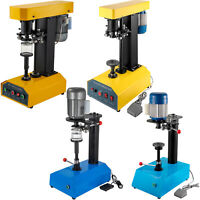Can Seamer Tin Can Sealer Machine, Automatic/Manual, Capping Machine, Can Sealer