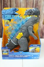 "?Godzilla vs Kong 13"" Mega Heat Ray Godzilla Figure w/ Lights & Sounds ? GIANT"