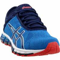 ASICS Gel-Quantum 180 3  Casual Running Neutral Shoes - Blue - Mens