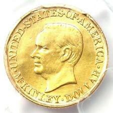 1916 McKinley Commemorative Gold Dollar Coin G$1 - Certified PCGS AU Details