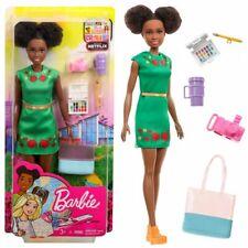 Nikki | Barbie | Mattel GBH92 | Dreamhouse Adventures | Puppe mit Zubehör