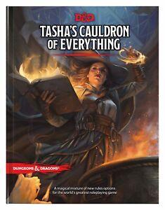Tasha's Cauldron Of Everything (D&D 5th Edition) - New
