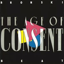 Bronski Beat ‎CD The Age Of Consent - Europe