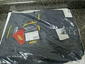 NEW w/TAGS! Blaklader 1636 FR Cargo Pants w/Pockets - Size 36/34! FREE Shipping!