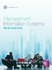 Management Information Systems, Oz, Jones 9781473703988 Fast Free Shipping,.