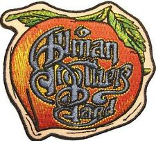 ALLMAN BROTHERS BAND AUFBÜGLER / EMBROIDERY PATCH # 1 - AUFNÄHER - 9x8cm