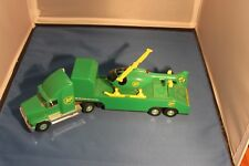 1998 BP GOLD OIL CHOPPER TRACTOR TRAILER TRUCK + HELICOPTER