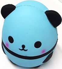 Slow Rising Jumbo Giant Blue Panda Squishies Squishy - UK Seller & Stock