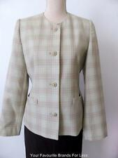 HONOR MILLBURN  Long Sleeve Wool Jacket Size 10 US 6
