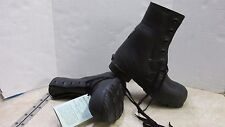 HOOD VAPOR BARRIER MICKEY MOUSE BOOTS EXTREME COLD WEATHER SIZE 8W NOS COLD WAR