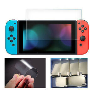 5Pcs Protective Glass for NS Switch Tempered Glass Screen ProtectorB_cd