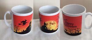 Happy Halloween Mug. Halloween Party Ideas.