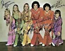 8.5x11 Autographed Signed Reprint Photo The Brady Bunch Kids Maureen McCormick