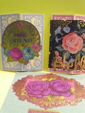 Handmade/homemade greeting cards Birthday, Friend, Thinking of you