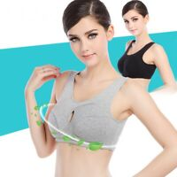Women's Fitness Sports Bra Athletic Seamless Push Up Yoga Bras Padded Tank Vest