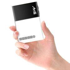 LED Mini Pocket Laptop Smartphone Projector 1080p Home theater HDMI USB