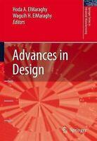 Fortschrittliche IN Design Hardcover H.A.Elmaraghy