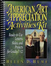 American Art Appreciation Activities Kit: Ready-to-Use Lessons, Slides, and...