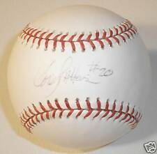 Corey Patterson Autographed Rawlings Official MLB Baseball