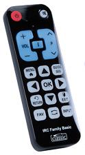 TV Fernbedienung Programierbar Basis-und Menüfunktionen für TV alle TOSHIBA LCD