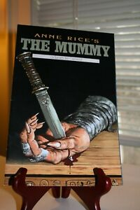Anne Rice's The Mummy or Ramses the Damned Book 5 Millennium Graphic Novel