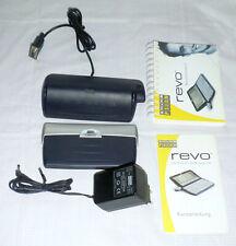 PSION revo PDA mit neuen Akkus und Zubehör