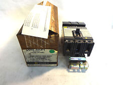 NEW IN BOX SQUARE D FH24015AC5861 2 POLE 15 AMP I-LINE CIRCUIT BREAKER