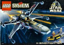 Lego Star Wars  7140 X-Wing Fighter NEW Sealed
