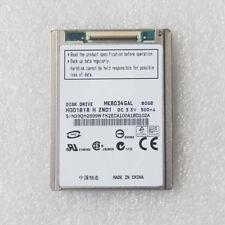 1.8'' MK8034GAL 80GB ZIF CE HDD Replace MK1634GAL MK1234GAL MK123GAL MK8022GAA