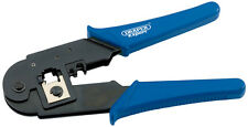 Draper Expert 180mm Rj45 Kabel Crimpzange 44051