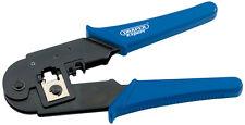 Genuine DRAPER Expert 180mm Rj45 Cable Crimping Tool | 44051