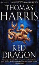 Red Dragon: (Hannibal Lecter),Thomas Harris- 9780099111511