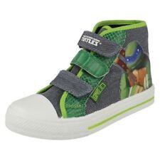Ropa, calzado y complementos de niño verde de lona de color principal verde