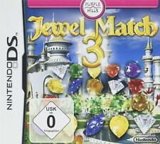 Nintendo Ds Nds Dsi Lite XL Game Jewel Match 3 III New