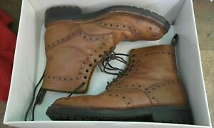 GRENSON Fred boots (UK 7.5 G)