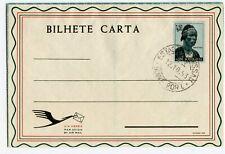 PORTUGAL GUINEA AEROGRAMME 1$50,#2, 12.10.53 CANCEL                     (C X268)