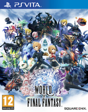 World Of Final Fantasy For Sony Vita (New & Sealed)