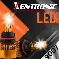 2x 9007 HB5 Hi/Lo Power Bulbs 200W 20000LM 6500K PHILIPS COB LED Headlight Kit