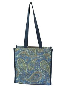 Paisley design Tapestry Tote Shopper Bag or Tote